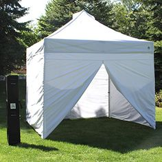 10' x 10' Commercial Instant Canopy with Zippered Wall En... http://www.amazon.com/dp/B01459I0QW/ref=cm_sw_r_pi_dp_2z5ixb1R0DFVR