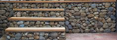 Image result for buried gabion wall erosion control