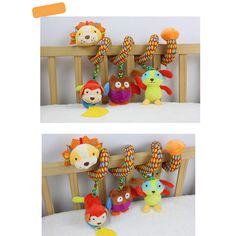 Morbuy New Baby Music Bed Hanging Cribs Toy Cute Plush Spiral Activity Multifunction Stroller Soft Toys Hanging Rattle Gift Pushchair Pram Car Seat Cot Lion puppy -- Inspect this amazing item by mosting likely to the web link at the photo. (This is an affiliate link). #handmade Top Toddler Toys, Hanging Crib, Crib Toys, Baby Music, Cute Plush, Cot, Cribs, Spiral, New Baby Products