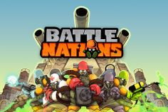 Battle Nations is a turn based strategy and war game for Android. http://en.softmonk.com/android/battle-nations/ #android