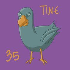 for Tine Pecceu Birthday Cards, Artwork, Movie Posters, Animals, Animais, Work Of Art, Animales, Anniversary Cards, Animaux