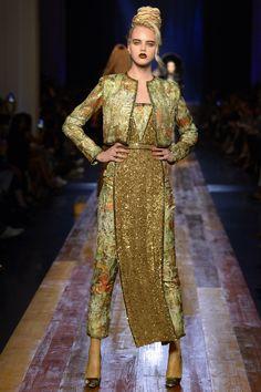 Jean Paul Gaultier Fall 2016 Couture Fashion Show - Meri Niemi