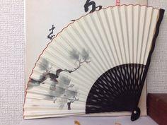 Vintage Japanese Fan by CrosstheRiverCrafts on Etsy