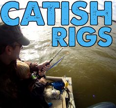 Learn To Catch Catfish Like this.