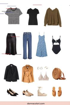 Get That Timeless French-Girl Style – A Ethical Fashion Capsule - Donna Colori Slow Fashion, Ethical Fashion, Girl Fashion, Fashion Outfits, Fashion Trends, Jeanne Damas, Moda Minimal, French Girl Style, Fashion Capsule