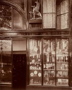 The vanished streets of Old Paris