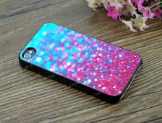 Glitter iPhone 5 Case,iPhone 4s case,iPhone 4 case,Sparkle Glitter iPhone 5 Hard Case,cover skin case for iphone 4s case on Etsy, $8.99