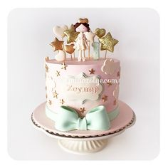İyi ki doğdun Zeynep!✨ #firstbirthdaycake #birthdaycake #dogumgunupastasi…
