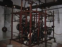 Zytglogge Clock 16th century
