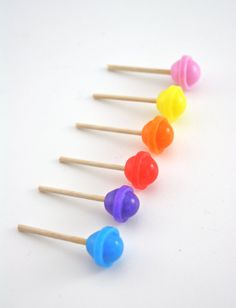 Mini Lollipops Food For American Girl Dolls