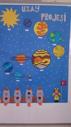 Uzay projesi Tuba'nın sınıfı