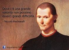 Foto: Ricordiamo Niccolò di Bernardo dei Machiavelli, storico, scrittore, drammaturgo, politico e filosofo italiano. #accadeoggi #aforismi #citazionedelgiorno  www.impariamoitaliano.com