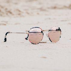 d7033f32cb9 The TYCHO SUNGLASS available from Shevoke.com  rose  sunglasses  shades   shevoke  mirrored