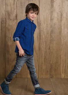 NEW - Skinny grey jeans #FW14 #KIDS #BOYS