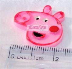 Cabochon - Peppa Pig