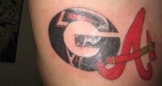 atlanta falcons tattoos images - Google Search