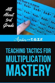 Teaching tactics to help even your struggling students master their multiplication facts. Real classroom videos and more.