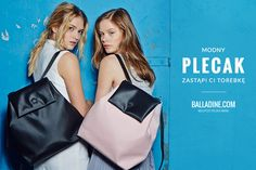 Wolicie plecak czy torebkę? Jaka jest Wasza opinia? 👜 💼 ➡ Dodatki | http://www.balladine.com/dodatki-20-k