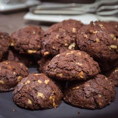traditional italian american chocolate meatball cookies polpette di biscotti al cioccolato enjoy - Traditional Italian Christmas Dinner