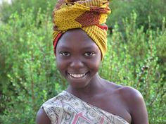 girl from nampula - mozambique