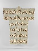 Buddhist Vestment (Kesa) Made from a Noh Costume (Karaori) with Autumn Grasses and Butterflies | Japan | Edo period (1615–1868) | The Met