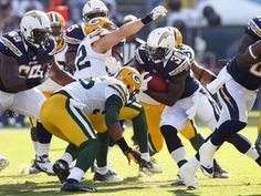 Packers vs. Chargers