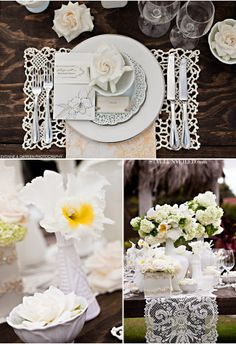 neutral wedding ideas