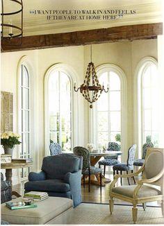 Belclaire House: Veranda