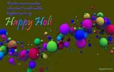 Happy Holi 2014 Sms, Text Message, Wishes, Greetings