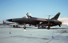 Republic F-105D Thunderchief #plane #1960s