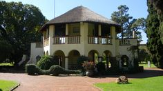 This was a tearoom in Burgers Park Pretoria, Burgers, South Africa, Childhood, Tea, Mansions, Park, House Styles, Places