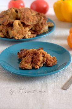 BOCZNIAKI JAK SCHABOWE. | W kuchni Karmel-itki. Grains, Rice, Meat, Chicken, Food, Beef, Meal, Essen, Hoods