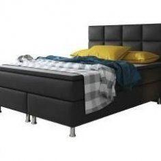Boxspringbett Miami Schwarz Mit Topper H3 140x200 Cm Roller In 2020 Bedroom Decor For Couples Zipcode Design Furniture