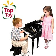 Little Virtuoso Dance Hall Piano $39.00