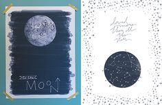 a celestial baby shower -  copies of these prints are available to purchase at society6 - chasing saturdays