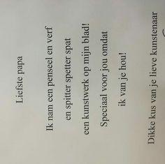 Vaderdag gedicht.
