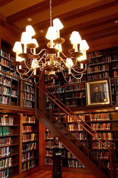 Allen Memorial Medical Library | Case Western Reserve University | Cleveland, Ohio