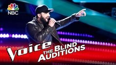"""The Voice 2016 Blind Audition - Josh Gallagher: """"Stay a Little Longer"""""""