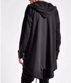 Long Hooded Cloak