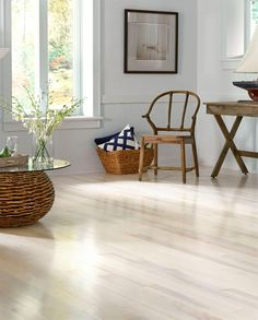 Need some living room inspiration? Here's Farmhouse White Birch!