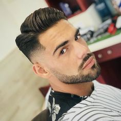 Check Out Our Top 100 Latino Mens Haircuts 2019 Updated Gallery Inc Latest Side Parts Slick Back Skin Fades French Crop Faux Hawk Haircuts Buzz Cuts Short Beard, Short Hair Cuts, Best Short Haircuts, Haircuts For Men, Hair And Beard Styles, Curly Hair Styles, Facial Hair Styles, Side Part Haircut, Beard Fade