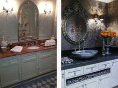 Marylou Sobel | Bathrooms – Before/After