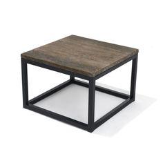 Eastport Soffbord 60 x 60 cm - TheHome - Möbler online