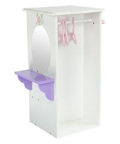 Little Princess Dresser Set for 18 Doll   zulily