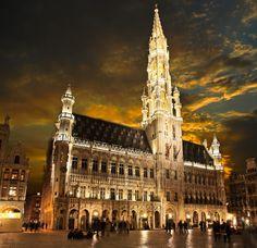 Travel & Adventures: Brussels ( Bruxelles, Brüssel ). A voyage to Brussels, Belgium, Europe.