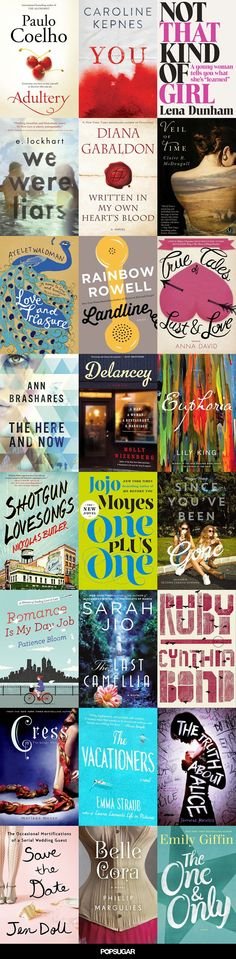 172 of the Year's Best Books (So Far)