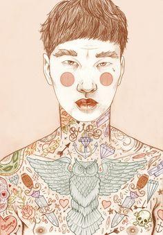 Illustration by Liz Clements