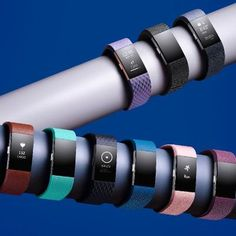 Tech: Fitbits Most Popular Fitness Band is Getting an Update The Charge 2 has a larger screen and can walk you through breathing exercises. TIME.com
