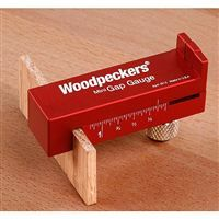 Woodpeckers One-Time Tool Gap Gauge - Mini
