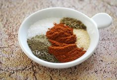 Easy Homemade Mixes, Flours, Seasonings, and Spice Blends: Blackened Seasoning for Fish or Chicken